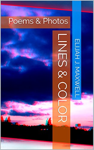 Lines & Color: Poems (English Edition) -