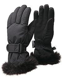 Manbi Womens Angel Ski Gloves