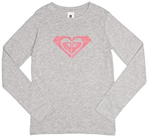 Roxy Winter Bright Débardeur Heather Grey FR : 10 ans (Taille Fabricant : T10)