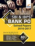 SBI & IBPS Bank PO Solved Papers - 40 papers (2010-2017)