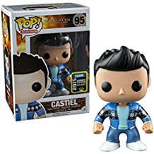 Funko Pop SDCC 2015 Exclusive Supernatural French Mistake Castiel Vinyl Action Figure #095 by FunKo