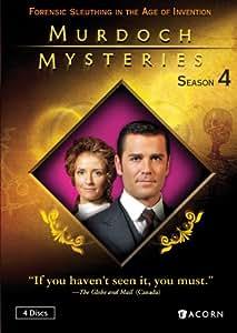 Murdoch Mysteries Season 4 [DVD] [Region 1] [US Import] [NTSC]