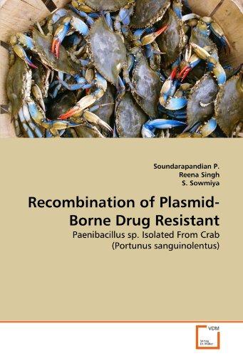 Recombination of Plasmid-Borne Drug Resistant por Soundarapandian P.