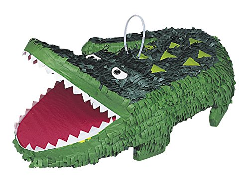 Alligator-Piñata (Billig Party Supplies Birthday)