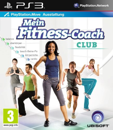 Mein Fitness Coach Club [AT - Fitness-spiele