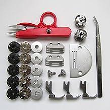 KUNPENG - # KP-SN13 27 piezas de repuesto para JUKI DDL-5550 BROTHER