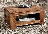 MASSIVMOEBEL24.DE Akazie massiv Holz Honig Möbel Nachttisch Massivholz Massivholzmöbel Massivmöbel Shaman #30