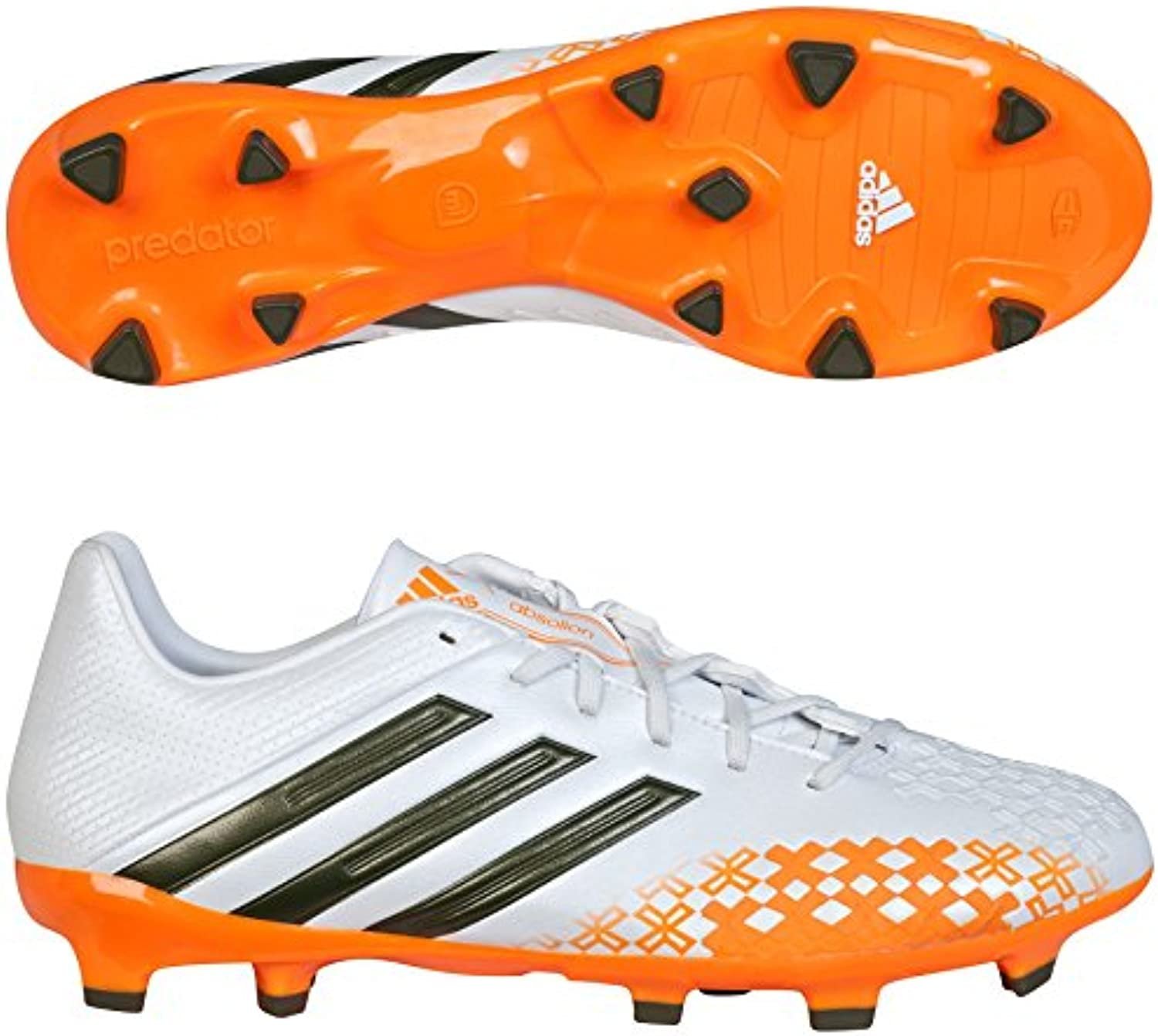 adidas Absolion LZ TRX FG White f32555, color LGTSCA/RUNWH, tamaño 41 1/3