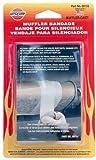 Schalldämpfer aus Auspuff Bandage 61cm
