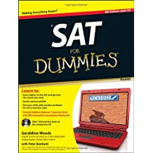 SAT For Dummies: with CD