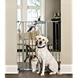 Carlson Pet Products Platinum Extra Tall Gate with Pet Door