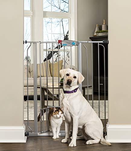 Carlson Pet Products Platinum Tür mit PET Tor, extra hoch