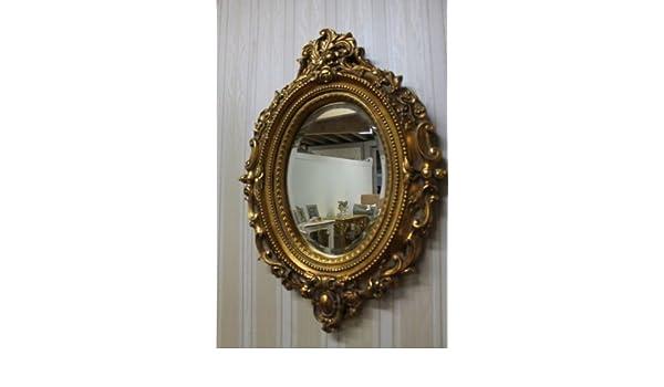 Barock Spiegel Wandspiegel Antik Stil AfPu5601