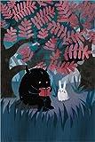 Poster 61 x 91 cm: Another Quiet Spot von littleclyde - hochwertiger Kunstdruck, neues Kunstposter