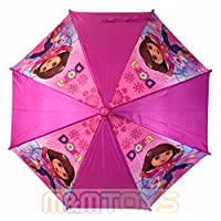 Dora The Explorer Umbrella 3D Handle for kids