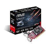 Asus R7240-O4GD5-L Grafikkarte (PCIe 3.0, 4GB DDR5 Speicher, DVI, HDMI, DisplayPort)