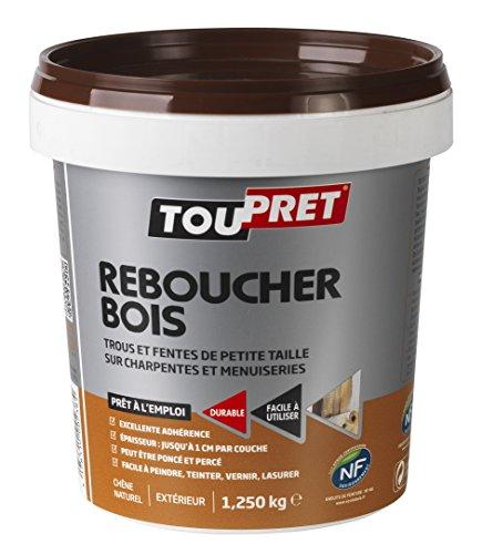 toupret-451020-reboucher-bois-pate-12-kg