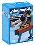 Playmobil 5192 Gymnast On Pommel Horse