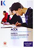 ACCA F5 Performance Management - Complete Text (Acca Complete Texts)