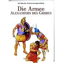 Die Armee Alexander des Großen