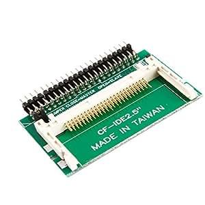 Adaptare 48000 Adapter-Platine CF-Speicherkarte an 6,4 cm (2,5 Zoll) IDE 44-polig männlich