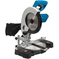 Silverline 262705 5000RPM 1400W sierra circular eléctrica - Ingletadora (6 kg)