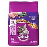 #8: Whiskas Adult Cat Food Pocket Mackerel, 3 kg Pack