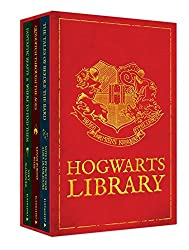The Hogwarts Library Boxset (Set of 3 Books) price comparison at Flipkart, Amazon, Crossword, Uread, Bookadda, Landmark, Homeshop18