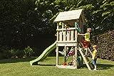 Eden kisw001001009Tour de Spiele Rabbit Kiosk, lindgrün für Holz, apfelgrün Rutsche