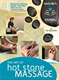 Hot Stone Full Body Massage DVD - Art of Nature's Healing Stone Therapy w/ 18 Page Digital Users Manual