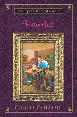 The Adventures of Pinocchio (Treasury of Illustrated Classics)