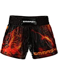 SMMASH MUAY THAI SHORTS DIABLO (XL)