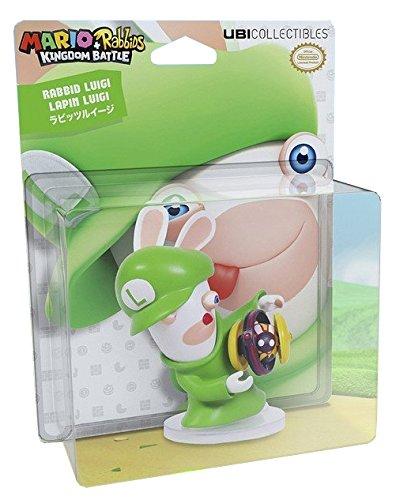Ubisoft - Rabbids Luigi Figura, 8 Cm