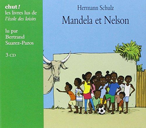 Mandela et Nelson Livre Lu