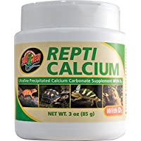 Zoomed A34-3E Repti Calcium mit D3 85 g