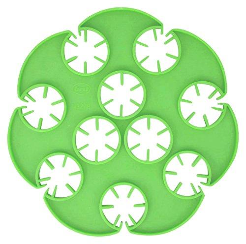 1Wigwam Garten Bambus Zuckerrohr Griff für bis zu 10Zuckerstangen, Set 6Stück ()