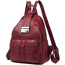 Baratos bolsos Mochila De Sencilla Casual Pequeña Viaje mochila Para Mujer Bolso 7OIqtq