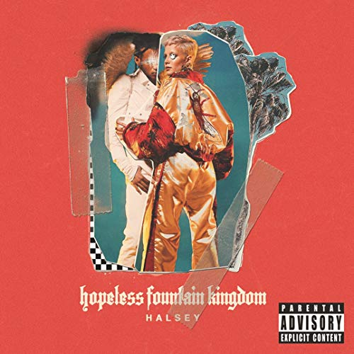 3 Stück Edt (Hopeless Fountain Kingdom (Deluxe Edt.))