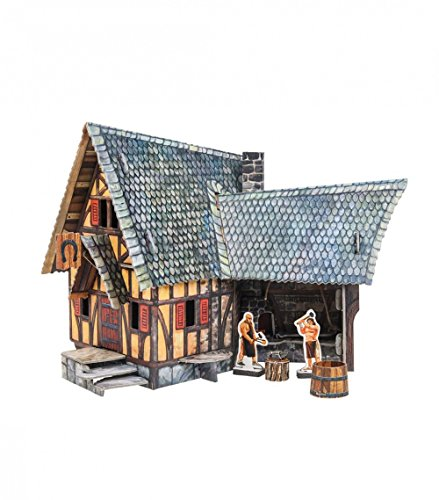 CLEVER PAPER Puzzles 3D Herrería 14378