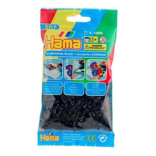 hama-207-18-perle-1000-pezzi-colore-nero