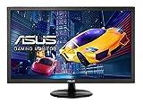 ASUS VP228T 54,7 cm (21,5 Zoll) Monitor (VGA, DVI, 1ms Reaktionszeit) Schwarz