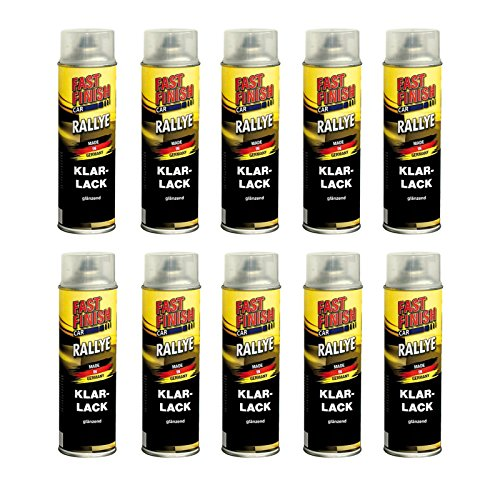 10x-500ml-fast-finish-klarlack-glanzend-lackspray-autolack-lack-spraydose