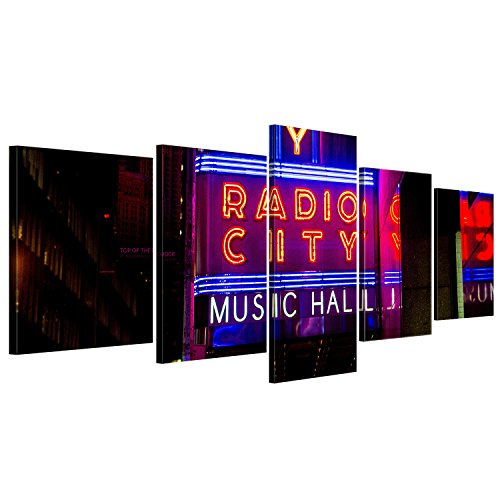 ge-bildetr-bild-auf-leinwand-mit-sommer-rabatt-radio-city-music-hall-in-new-york-200x80-cm-5-teilig-