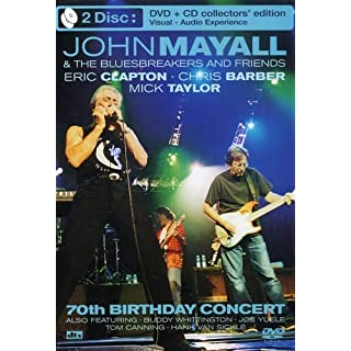 70th Birthday Special Edition [DVD] [Region 1] [US Import] [NTSC]