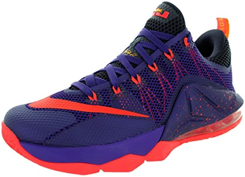 Mr.   Ms. Lebron XII bassa scarpa da basket Nuovo prodotto Tocco confortevole Festa di marca   Ampie Varietà    Uomini/Donne Scarpa