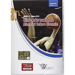 Clinic internazionale allenatori settore giovanile (Napoli, 21 marzo 2015). Con DVD (Basket collection)