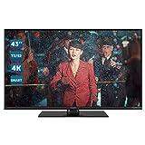 Panasonic TX-43GX555E - TV LED 43 Pollici 4K, DVB-T2, Smart TV, Wifi