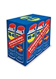 WD-40 Multifunktionsprodukt Smart Straw, 6 Dosen im praktischen Sixpack, 500 ml, 49937