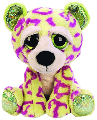 suki-gifts-lil-peepers-fun-sasha-leopard-plush-toy-with-green-sparkle-accents-medium-gree-purple