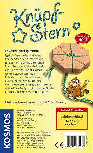 KOSMOS-Spiele-711214-Knpfstern